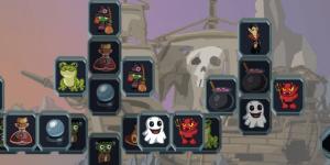 Spiel - Spooky Mahjong