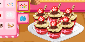 Spiel - Addicted to Dessert: Winter Cupcakes