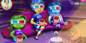 Spiel - Inside Out Memory Party