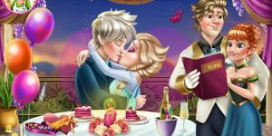 Spiel - Elsa Valentine's Day Kiss