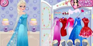 Spiel - Elsa's Valentine's Little Cupid