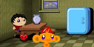 Spiel - Monkey GO Happy Hearts