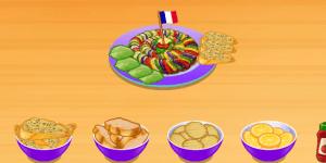 Spiel - Ratatouille: Sara's Cooking Class