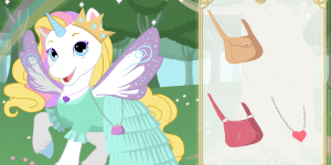 Spiel - Starlily My Magical Unicorn Magical Makeover