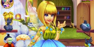 Spiel - Tinker Bell's Tiny Spa