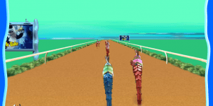 Spiel - Shark Tale: The Big Race