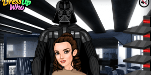 Spiel - Darth Vader Hair Salon
