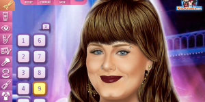Spiel - Adele True Make up