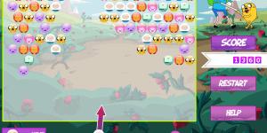 Spiel - Shooter Adventure Time
