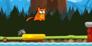 Spiel - Crazy Cat