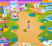 Spiel - Oceanpark Manager