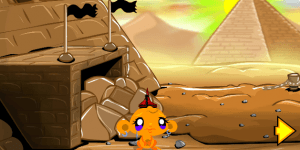 Spiel - Monkey GO Happy Ninja Hunt