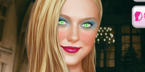 Spiel - Dakota Fanning True Make Up