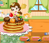 Spiel - Princess Kitchen: Belle's Pancakes