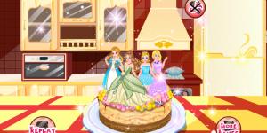 Spiel - Princess Cake Maker