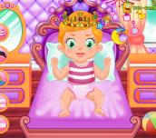 Spiel - Elsa Babysitter