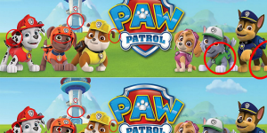 Spiel - Paws Differences