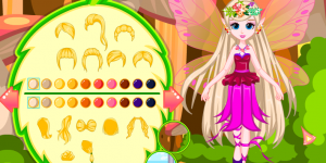 Spiel - Fairy Barbie Dress Design