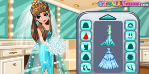 Spiel - Frozen Dream Wedding 2