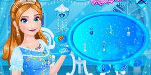Spiel - Anna's Frosty Makeup