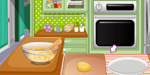 Spiel - Easter Egg Cakes