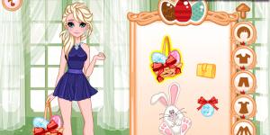 Spiel - Frozen Sisters Easter Fun