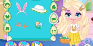 Spiel - Baby Elsa Easter Egg Hunt