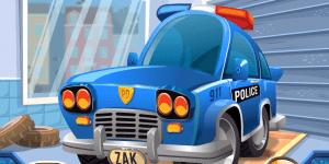 Spiel - Police Car Wash
