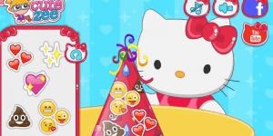 Spiel - Hello Kitty Emojify My Party