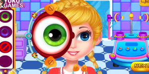 Spiel - Crazy Eyes Doctor