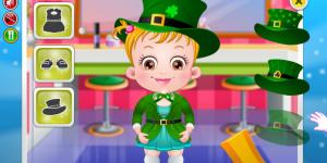 Spiel - Baby Hazel St. Patricks Day