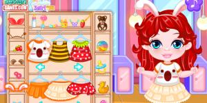 Spiel - Baby Barbie Hairdresser