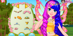 Spiel - Princess Fairy Hair Salon