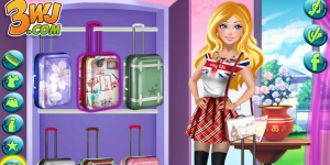 Spiel - Barbie Travelling Expert