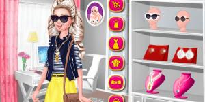 Spiel - Barbie's Spring Fling