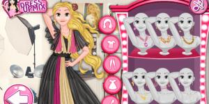 Spiel - Rapunzel VS Cinderella Model Rivals