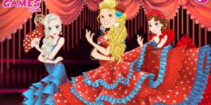Spiel - Four Dances with Princesses