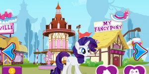 Spiel - My Little Pony Shopping Spree