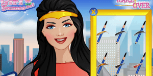 Spiel - Makeover Studio Assistant to Superhero