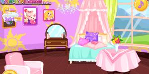 Spiel - Rapunzel Modern Room Makeover