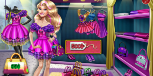 Spiel - Barbie Realife Shopping