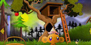 Spiel - Monkey Go Happy: Mini Monkeys