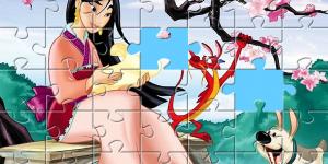 Spiel - Princesses 10 Puzzles