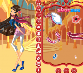 Spiel - Winx Club Musa Season 5 Outfits