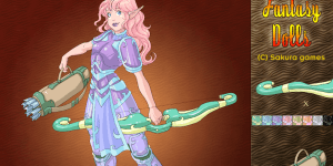 Spiel - Fantasy Dolls