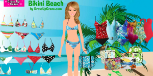 Spiel - Bikini Beach