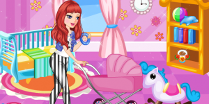 Spiel - My Fashionable Mom Dress Up
