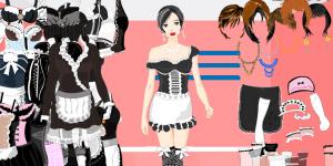 Spiel - French Maid Girl
