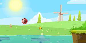 Spiel - Red Ball 4