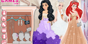 Spiel - Princess Best & Worst Red Carpet Gowns